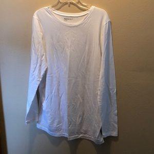 Gap pure body maternity long sleeve shirt - XL